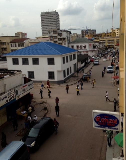 Kinshasa Gobe District