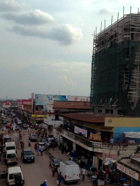 Kinshasa Market
